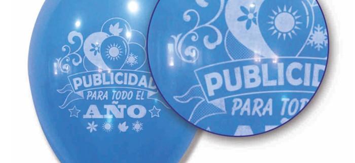 Globos personalizados con diseños Standard